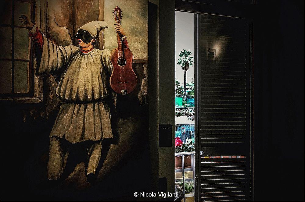 A spasso per Napoli, Nicola Vigilanti