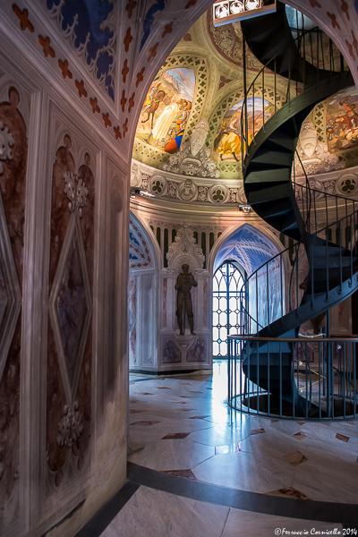 castello di Corigliano: il Mastio