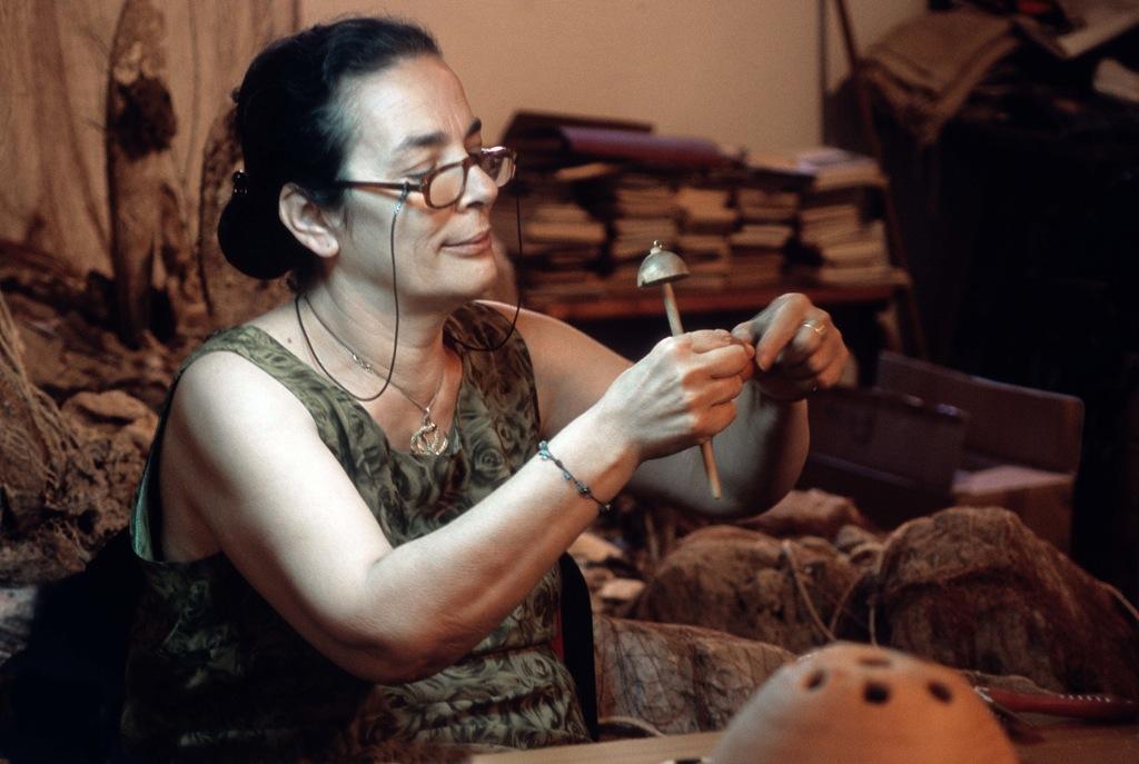 Chiara Vigo, sacerdotessa del bisso