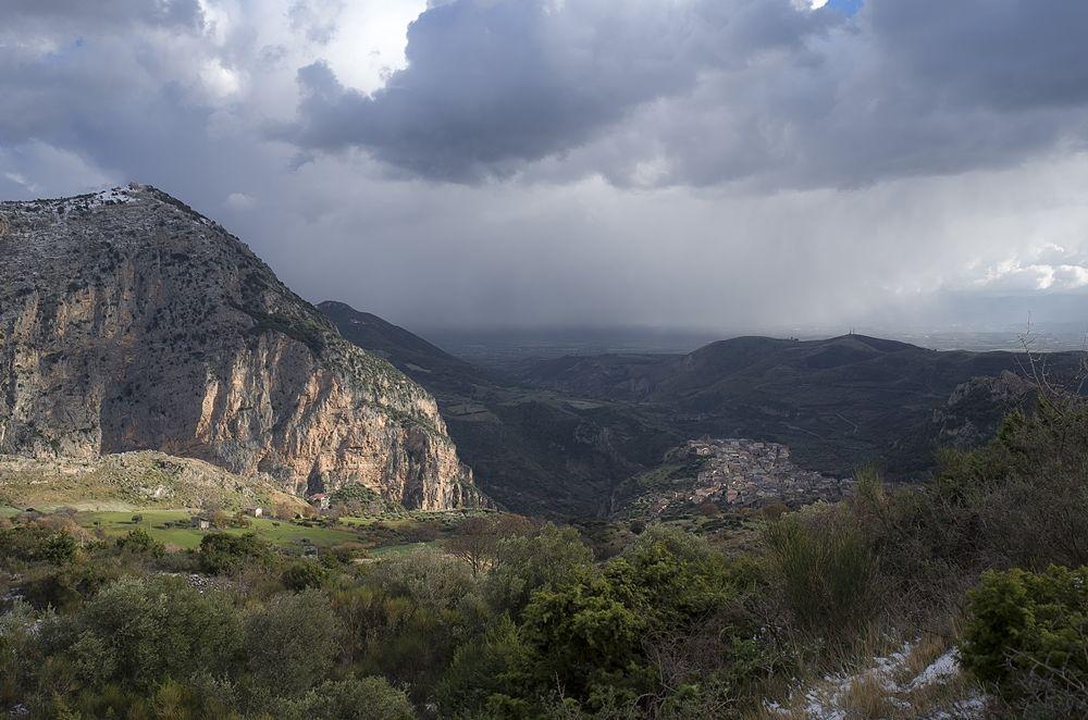 Civita e i suoi tesori naturalistici