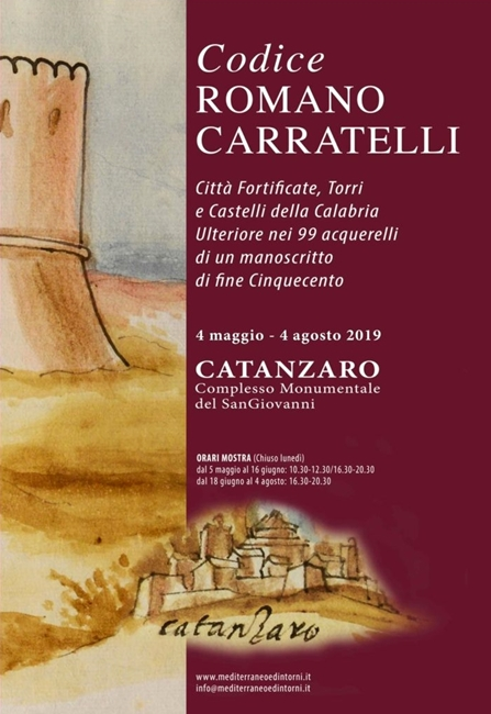 Codice Romano Carratelli in mostra a Catanzaro