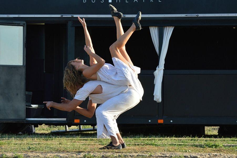Con Bus Theatre il mito in scena al Teatro Greco di Metaponto