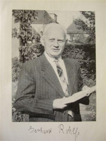 Gerhard Rohlfs: il tedesco che morì con il nome della Calabria sulle labbra