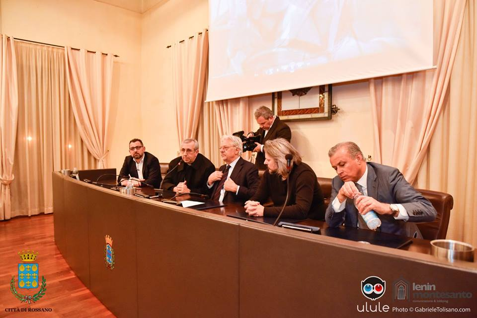 Giannini a Rossano