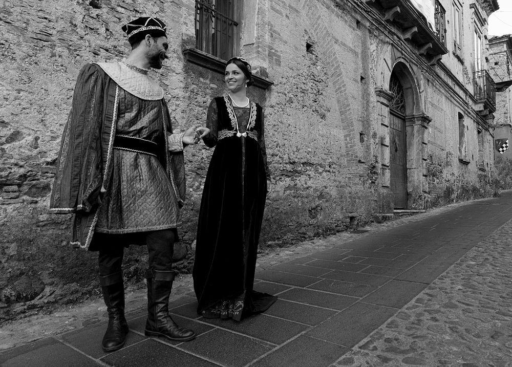 I volti del Corteo Storico di Bisignano