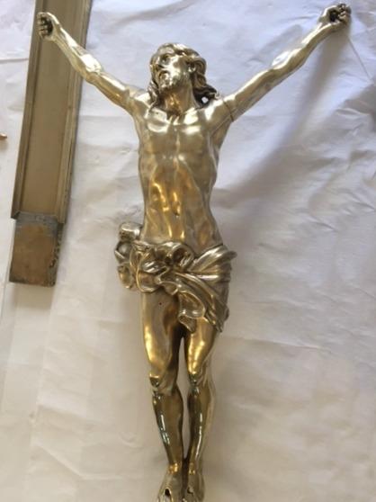 Identificata in Calabria una inedita fusione in ottone del celebre Crocifisso Pallavicini dell'Algardi