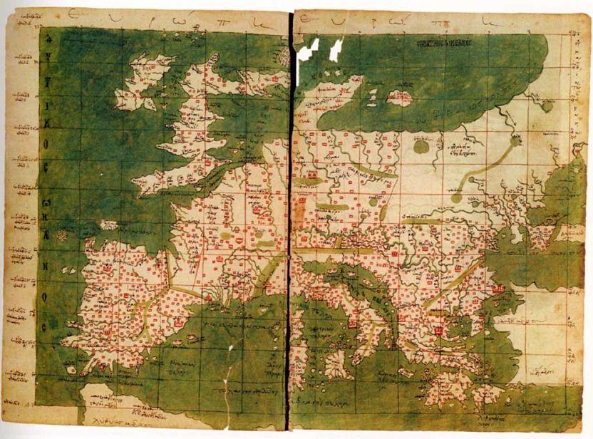 Il mondo antico nelle mappe d'epoca. Conferenza di Flavia Frisone al Museo Archeologico di Lecce