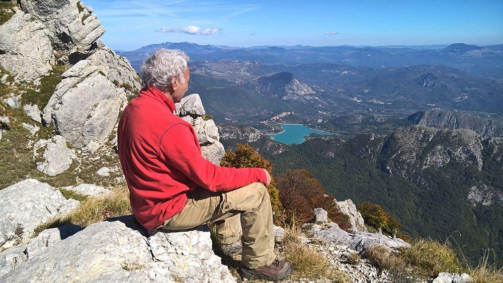 Il Monte Marrone nelle parole di Charles Moulin