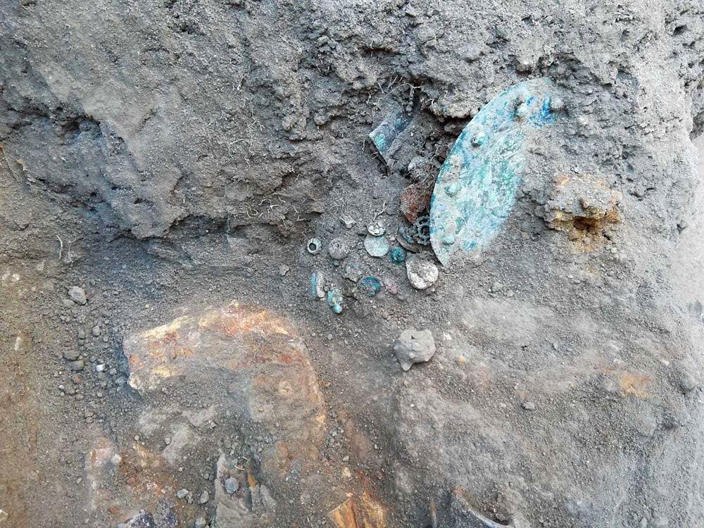 Il tesoro pompeiano della maga