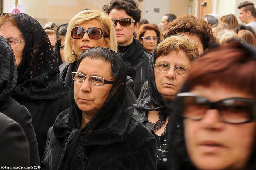 La Desolata di Canosa di Puglia