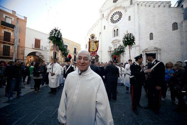 La festa di San Nicola negli scatti di Nicola Vigilanti