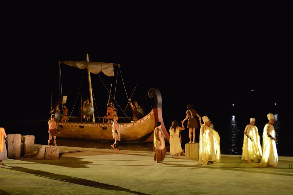 """La Memoria, protagonista di """"Magna Grecia. Il mito delle origini"""""""