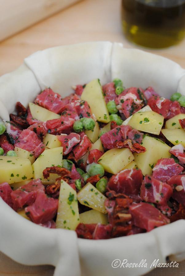 La panada: ricetta sarda
