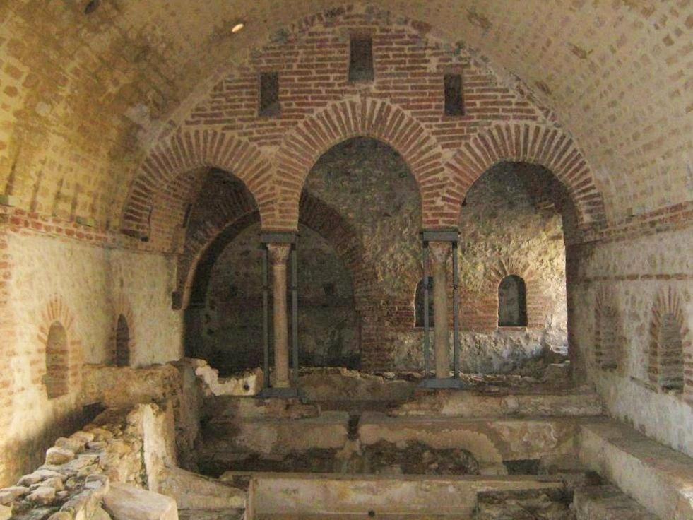 Le acque di sherazade cefal diana e i suoi bagni arabi - Il bagno di diana klossowski ...