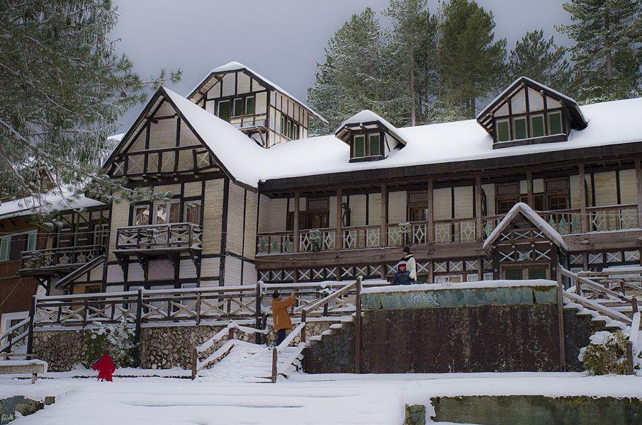 L'incanto invernale della Sila