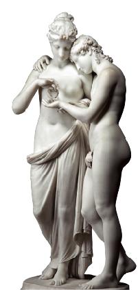 Mostra Canova a Napoli