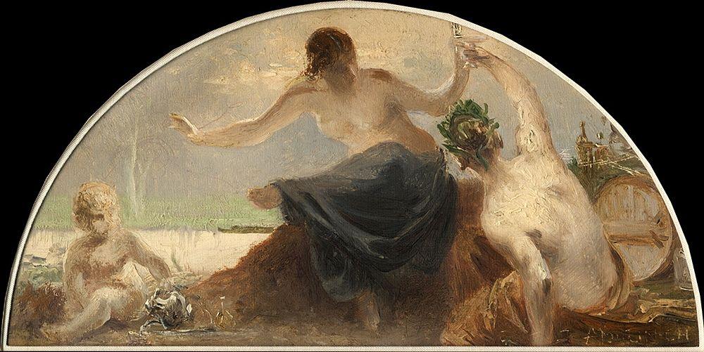Moulin dipinti simbolisti