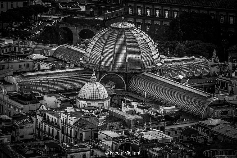 Napoli visioni in bianco e nero, Nicola Vigilanti