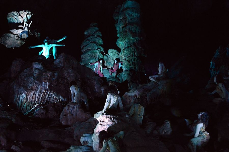 Quando il cielo entra nella terra. L'incanto di Dante nelle Grotte di Castellana, in arrivo anche nella città dei Sassi