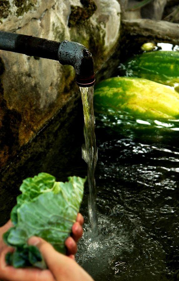 Racconta il tuo SUD | Quando il fiume era un dio: il Sarno negli scatti di Laura Noviello