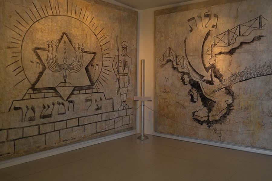 S maria al bagno oasi di accoglienza per gli ebrei - S maria al bagno ...