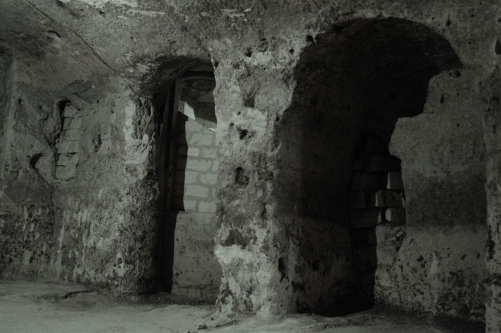 Subterranea Matera Sum. Riscoperto un vasto ipogeo nel cuore della Città dei Sassi