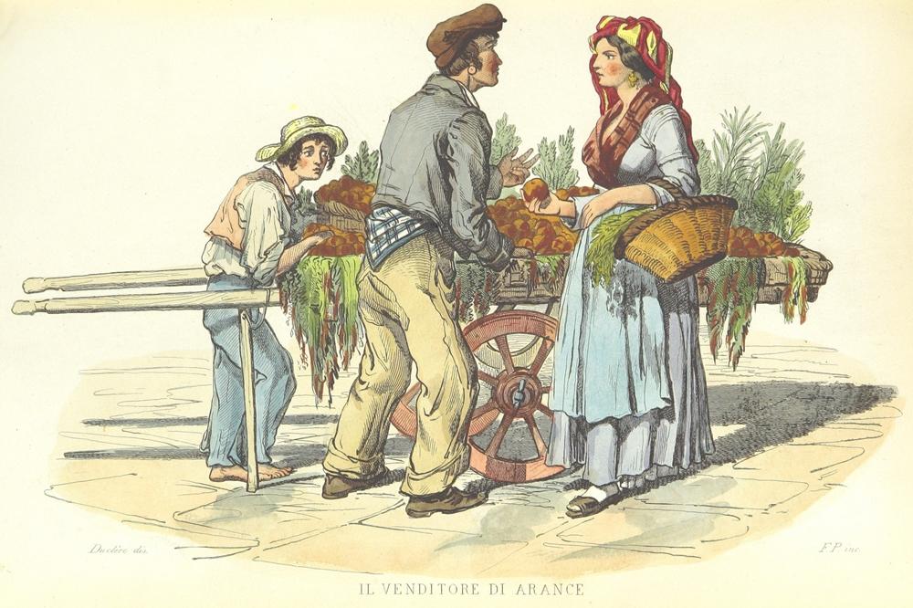 Usi e costumi di Napoli e contorni descritti e dipinti 3