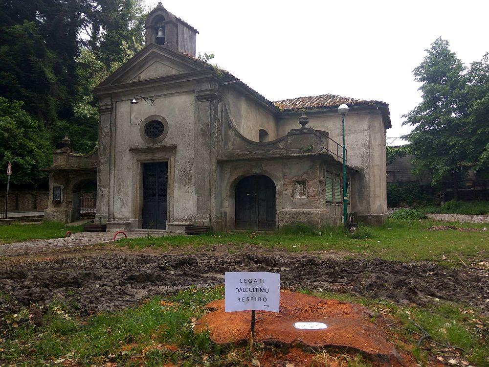 Ventimiglia, incursione a Serra San Bruno