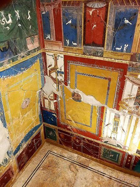 Villa romana a Positano