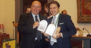 """Fortunato Amarelli premiato a Roma al XXIV ° Premio Internazionale """"La Calabria nel Mondo"""""""