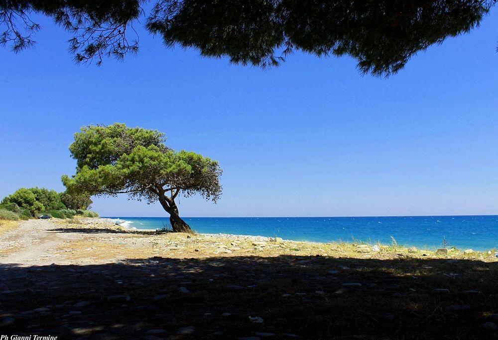 Calabria - Coastal view of Albidona (Cosenza) – Ph. © Gianni Termine