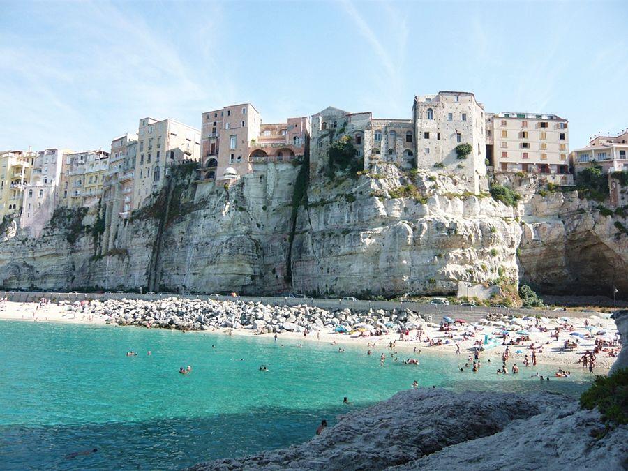 Calabria - Veduta di Tropea (Vibo Valentia) - Ph. Simo082 | CCBY2.0