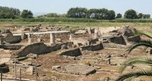 Rinvenuto a Sibari un tempio dedicato alle divinità egizie Iside e Serapide. Segnalate anche tracce della prima città greca