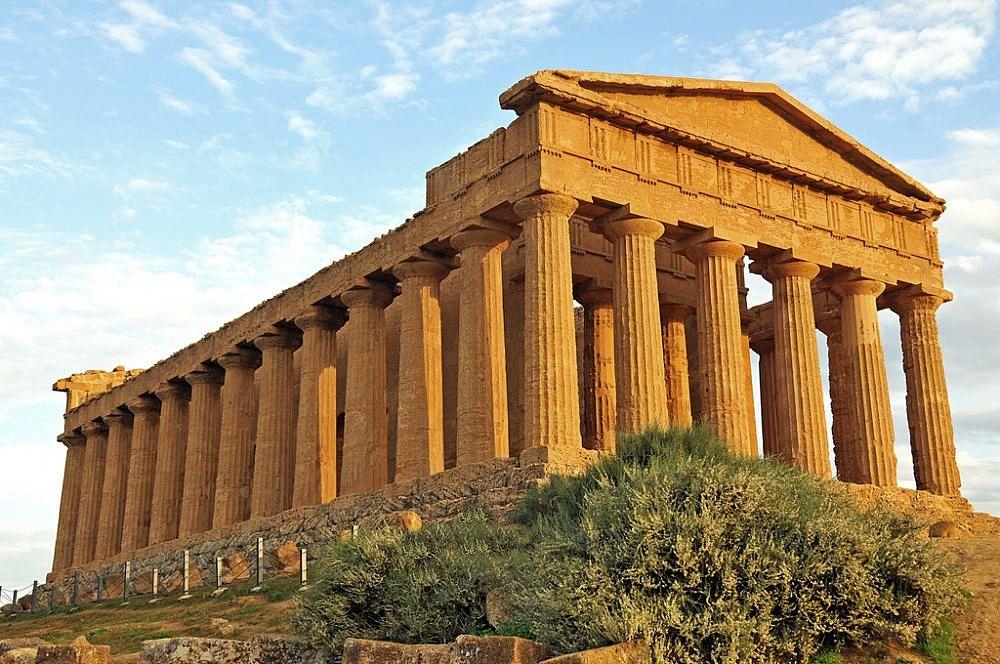 Sicilia - Tempio della Concordia, Agrigento - Ph. Dannis Jarvis | CCBY2.0