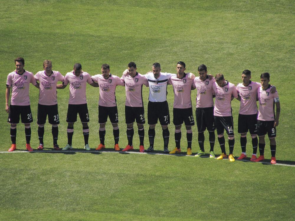 Sicilia - Squadra di calcio del Palermo - Ph. Alessandra De Luca | CCBY-SA2.0
