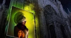 """Arriva dalla Calabria e debutta a Cesena, nella mostra di Matteo Bosi, il device che """"espande"""" i colori dell'Arte"""