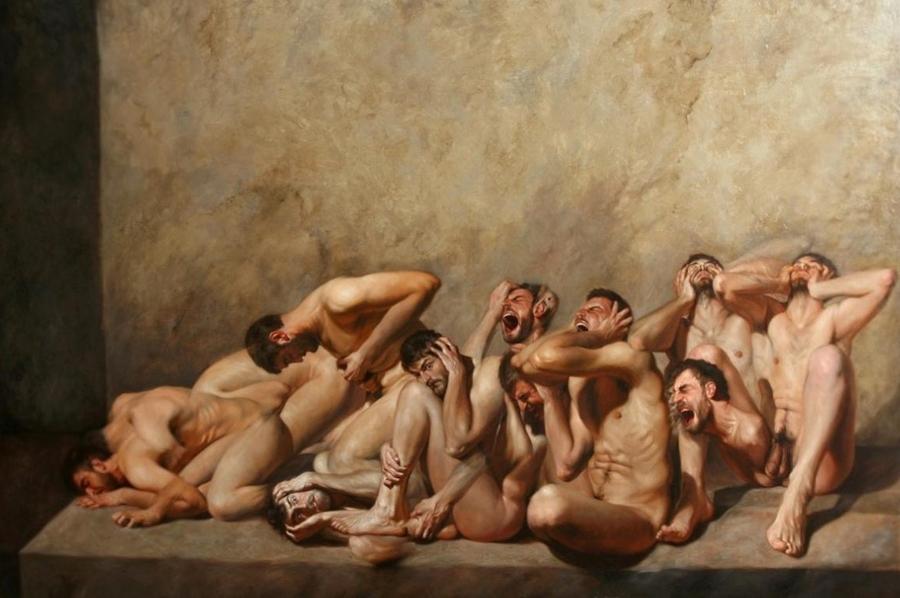 Giovanni Gasparro - Al limite, 2006 - Collezione privata, Anversa