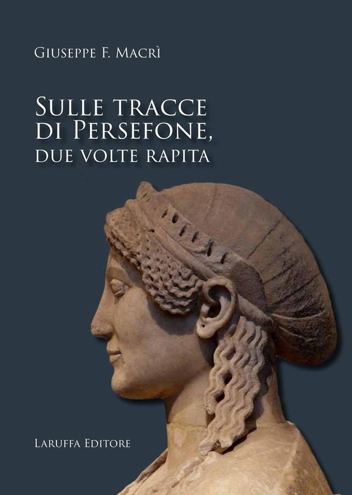 Copertina del libro-rivelazione di Giuseppe F. Macrì, di imminente uscita per l'editore Laruffa