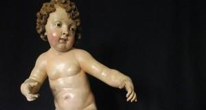 Il Bambin Gesù di Giuseppe Sanmartino in mostra a Napoli per il Festival del Settecento Musicale Napoletano