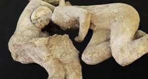 Rapiti alla morte. Nei corpi degli antichi pompeiani il dramma della città vesuviana