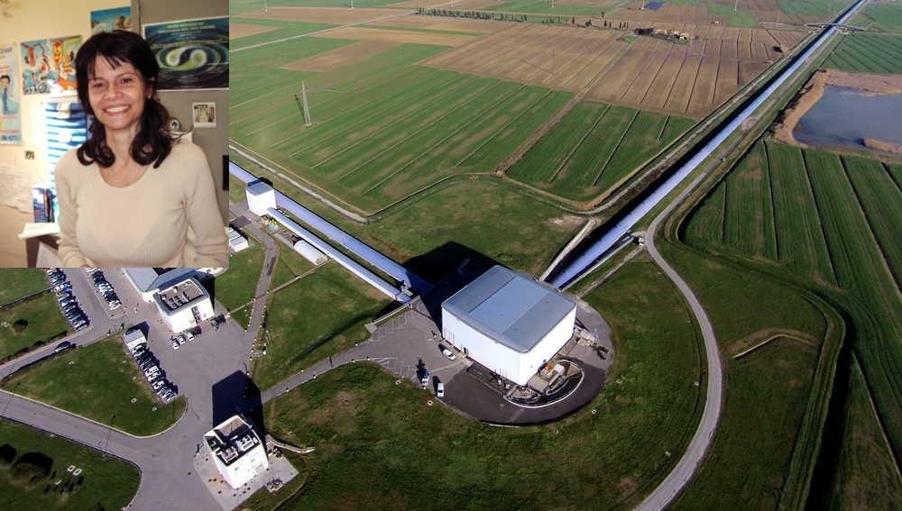 La sede toscana dell'Osservatorio Gravitazionale Europeo (EGO) sede del VIRGO, rivelatore interferometrico di onde gravitazionali, Cascina (Pisa), in località Santo Stefano a Macerata