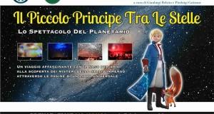 Il Piccolo Principe protagonista di una pièce di teatro-scienza al Planetario di Bari