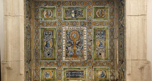 Il Lavabo di maiolica di S. Rocco: un gioiello nascosto a Matera