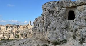 Matera città di preghiera, preghiera che scava