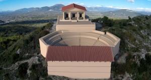 Conversazione con Dario Panariti: «Il Teatro-Tempio di Pietravairano è un monumento romano»