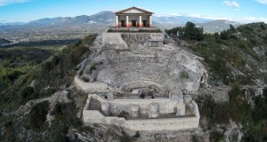 Teatro-Tempio di Pietravairano: il luogo dove storia e natura danno spettacolo