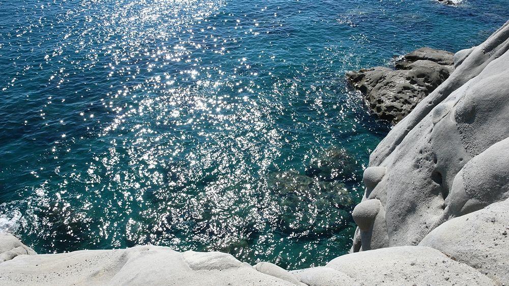 Calabria - Il mare di Capo Bruzzano (RC) - Ph. © Andrea Martini di Cigala