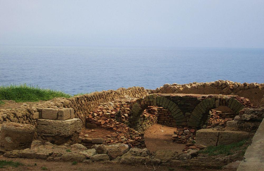 Scorcio del parco archeologico di Capo Colonna (Crotone) – Ph. © Margherita Corrado
