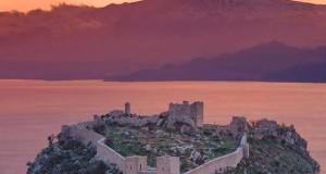 Castello di Sant'Aniceto: una vedetta bizantina sullo Stretto di Messina