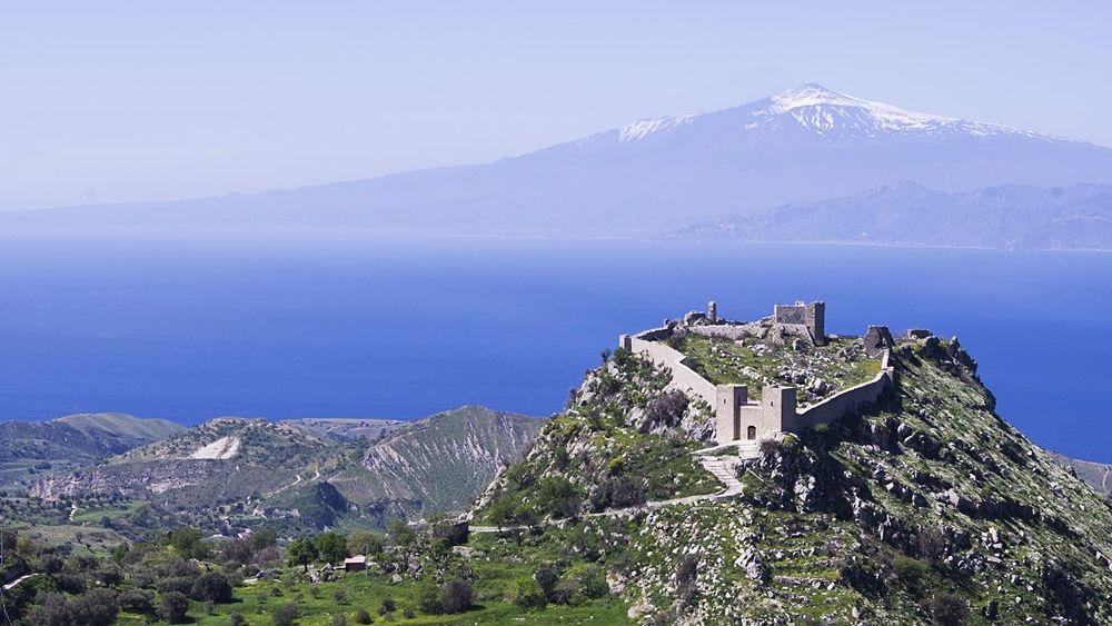 Il Castello di Sant'Aniceto, Motta S. Giovanni – Ph. © Vince Gelso